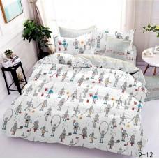 """Комплект постельного белья 160x80 """"Я Робот"""""""