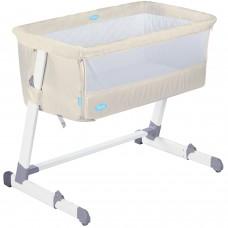 Детская приставная кроватка Nuovita Accanto - Бежевый