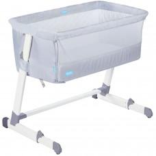 Детская приставная кроватка Nuovita Accanto - Молочный