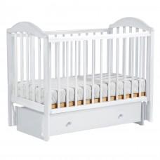 Детская кроватка продольный маятник АБ 17. 3 Лилия- Лель