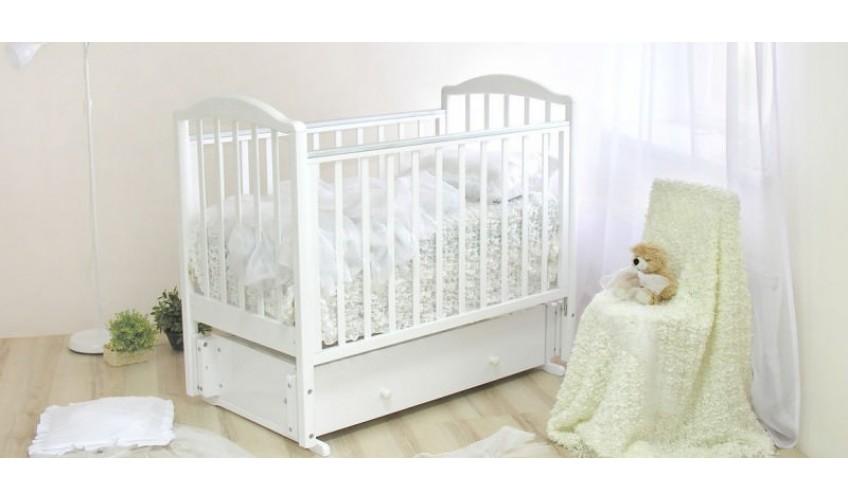 Советы родителям: как выбрать кроватку для новорожденного