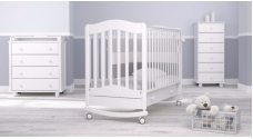 Детские кроватки-качалки для новорожденных - доступный и выгодный вариант