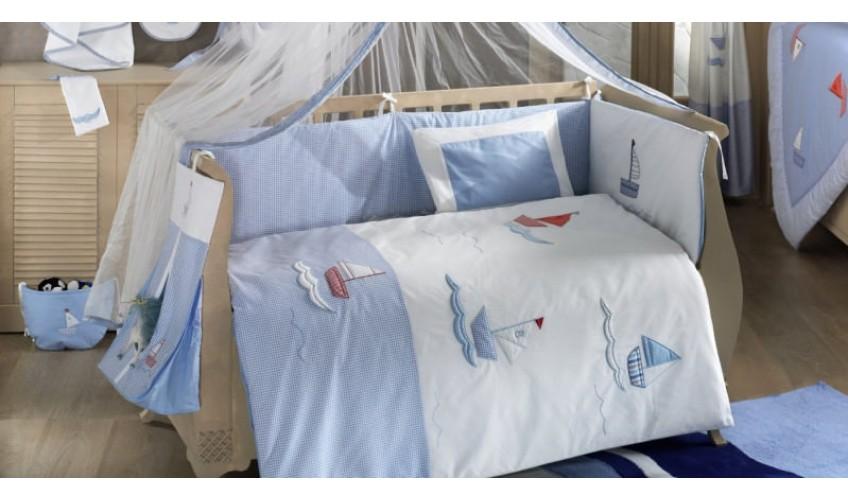 Комплекты в кроватку Perina на 7 предметов - только самое качественное для Ваших малышей