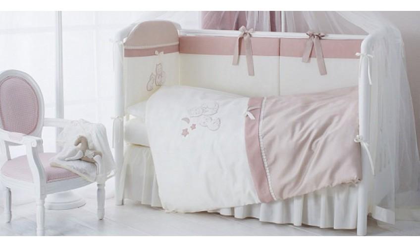 Комплекты в кроватку Perina на 6 предметов - оптимальный набор!