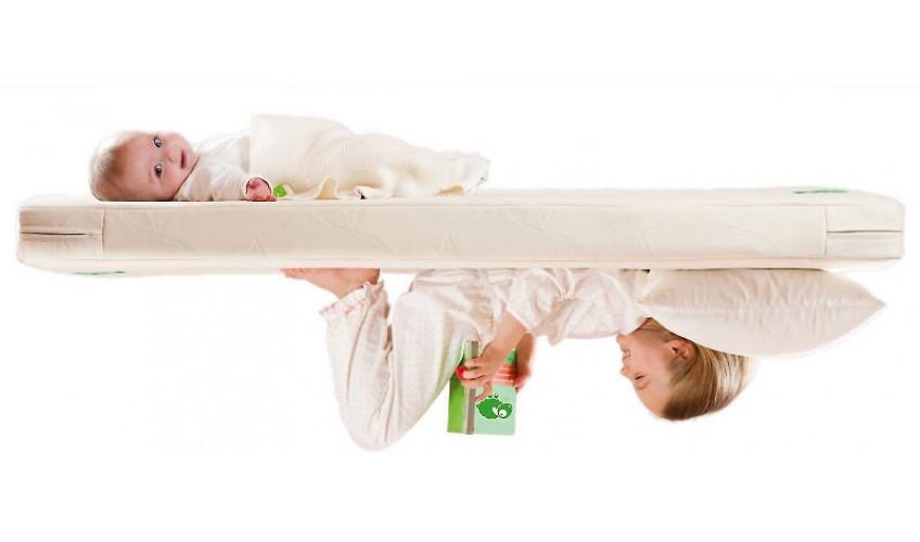 Детские матрасы для правильного роста и развития