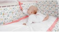 Выбор комплекта белья в кроватку новорождённого
