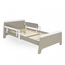 Подростковая кровать  Stanzione Nave Lungo 160x80 - Белый-Муссон