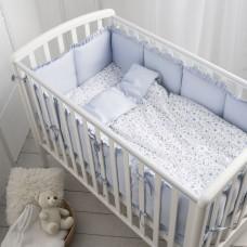 Комплект в кроватку Perina Lovery Dream 6 пр - Cosmo