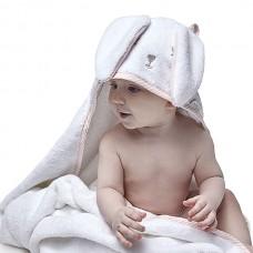 Детское полотенце Лапушка - Розовый