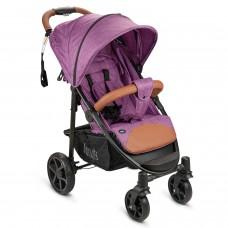 Прогулочная коляска Nuovita Corso - Фиолетовый, Черный