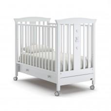 Детская кроватка Nuovita Fasto - Белый