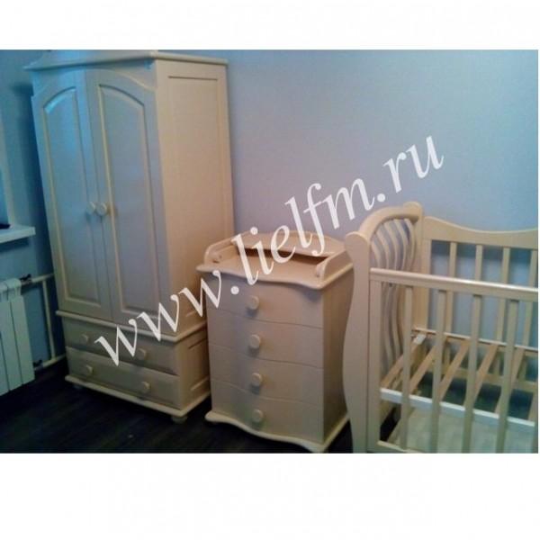 Шкаф для одежды детский БИ 01 Лель