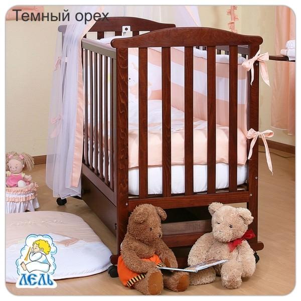 Детская кроватка АБ 15.1 'Лютик' Лель