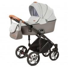 Детская коляска Nuovita Carro Sport 2 в 1 - серый