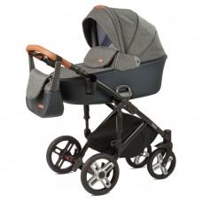 Детская коляска Nuovita Carro Sport 2 в 1 - Черный