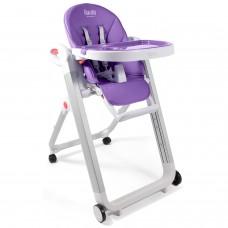 Стульчик для кормления Nuovita Futuro Bianco - Фиолетовый