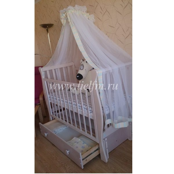 Выбор кроватки для малыша